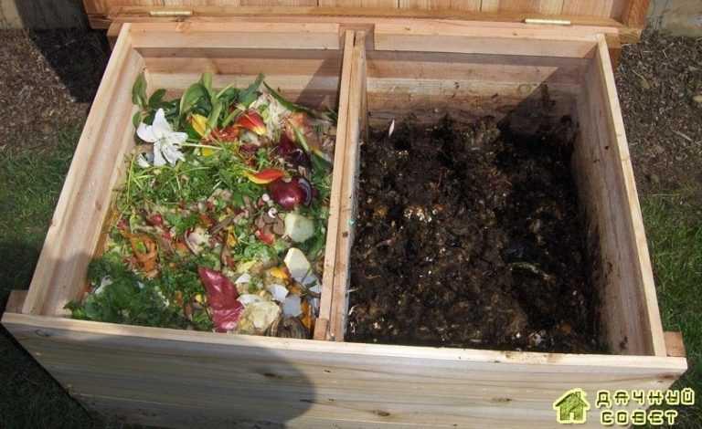Как правильно закладывать компостную кучу